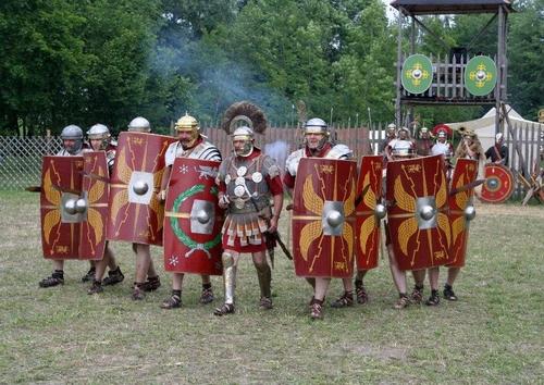 Attaque de soldat romain 70 AC