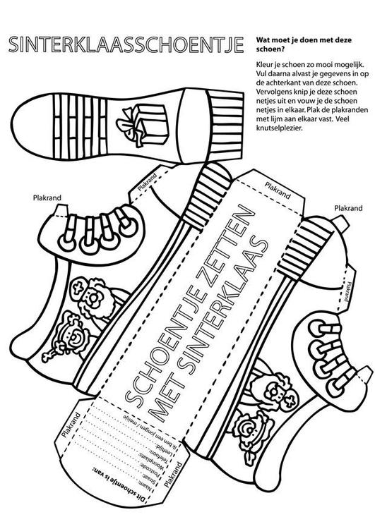 Kleurplaten Sinterklaas Lijstje.Lijst Kleurplaat Gorgeous Picture Frame Coloring Page Free Printable