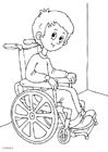 Coloriages handicap