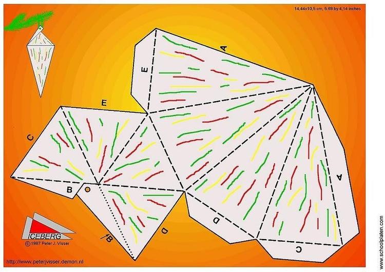 Bricolages d coration de no l bricolages pour enfants 3411 for Bricolage decoration