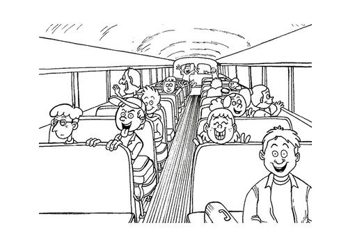 Autocar dessin - Autocar dessin ...