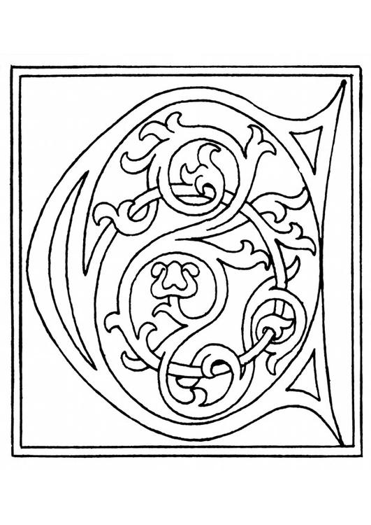 Coloriage 01a Alphabet C Coloriages Gratuits à Imprimer