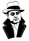 Coloriages Al Capone