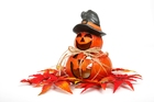 Coloriage Automne - Halloween