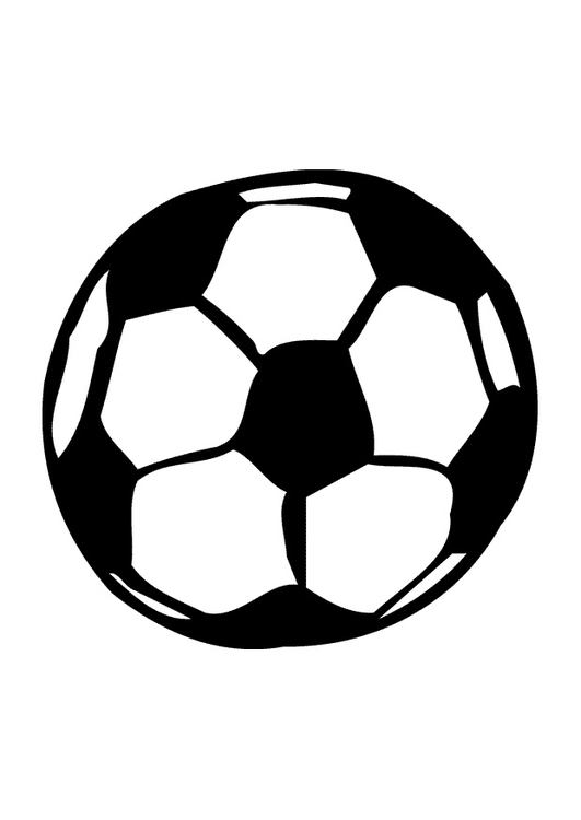 Image Coloriage Ballon.Coloriage Ballon De Football Img 10403 Images
