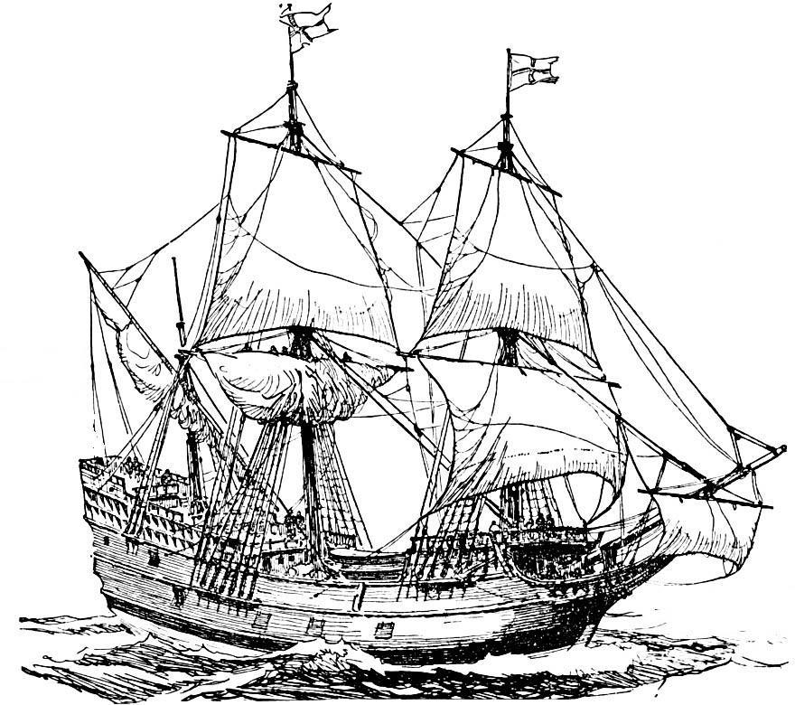 Coloriage bateau img 15954 - Coloriage bateau ...
