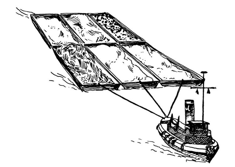Coloriage Bateau Remorqueur Coloriages Gratuits A Imprimer Dessin 18859