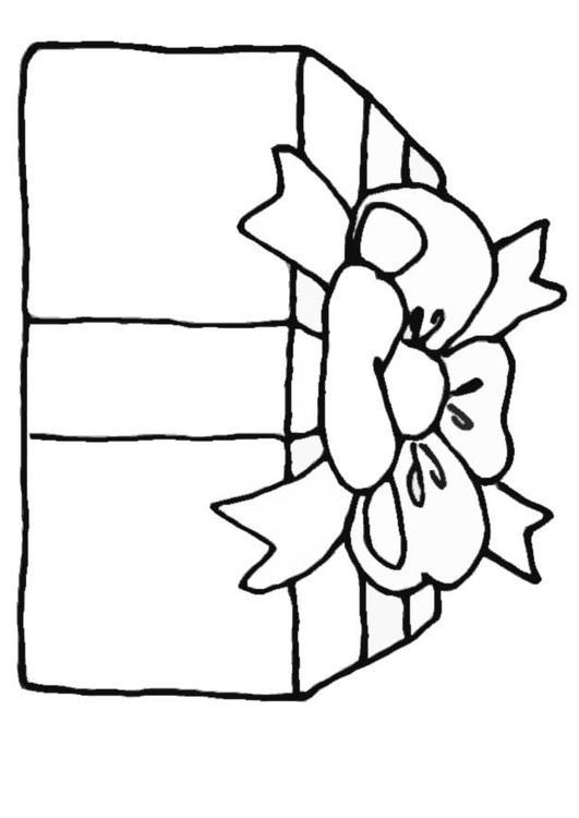 Coloriage Cadeau Img 10957