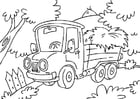Coloriages camion