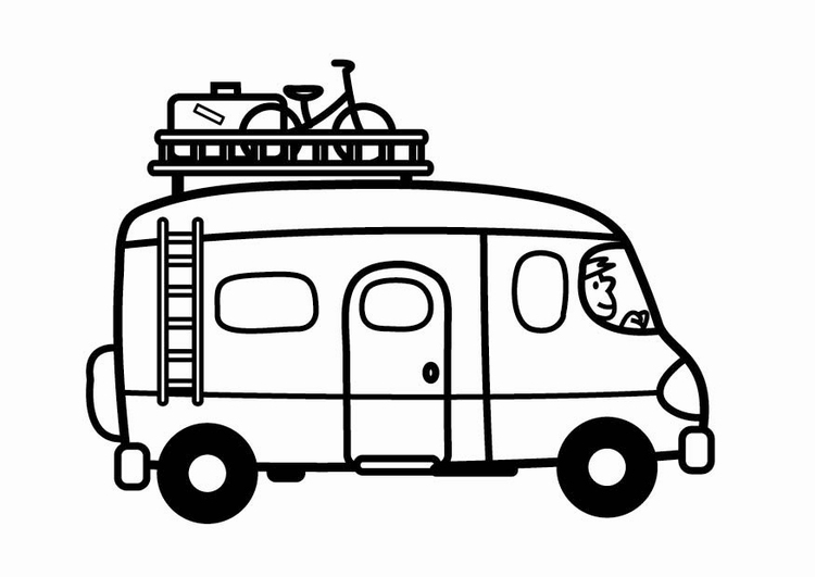 Coloriage Camionnette.Coloriage Camionnette Img 24103 Images