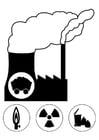 centrale d'énergie