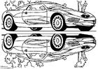 Coloriage Chrysler Showcar
