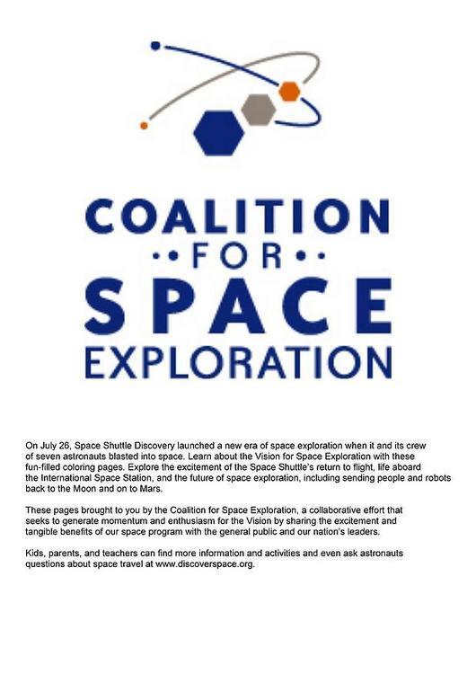 Coloriage coalition pour l'exploration de l'espace - img 4189