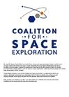 Coloriage coalition pour l'exploration de l'espace