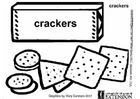 Coloriages crackers