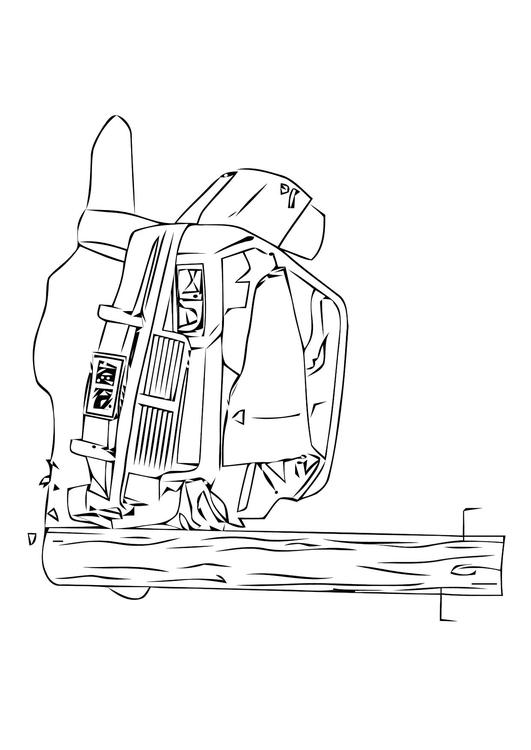 Coloriage crash accident img 11406 - Coloriage cars accident ...