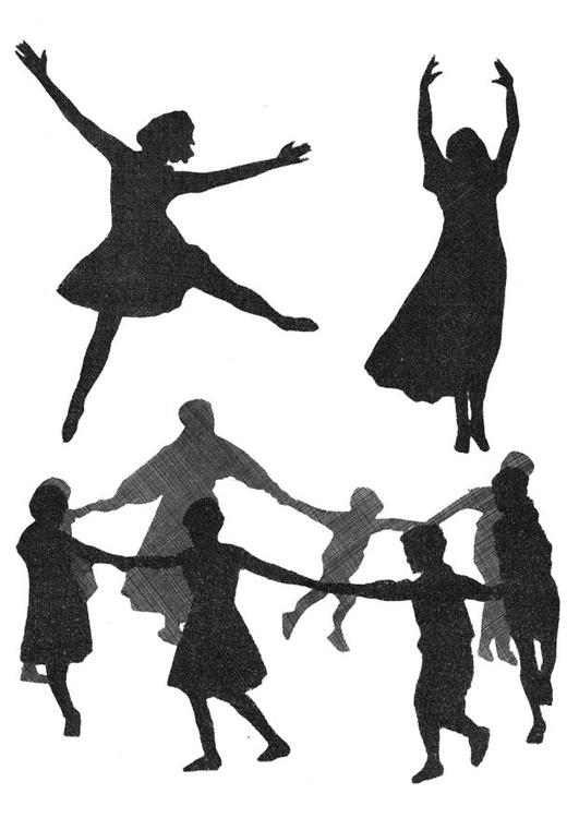 Coloriage Danseuse Salsa.Coloriage Danse Img 9389