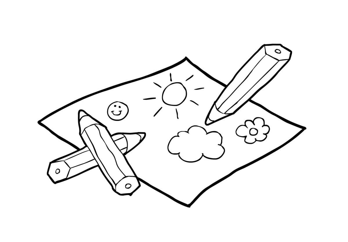 Coloriage dessiner 2 img 14981 images - Dessin a dessiner ...
