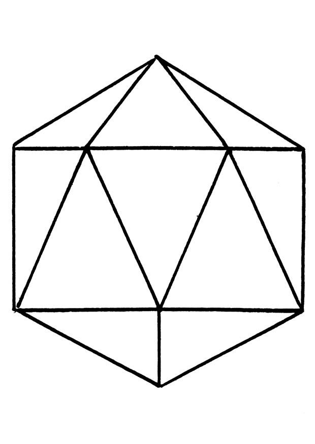 Coloriage diamant img 18917 - Diamant dessin ...