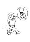 Coloriage diarrhée