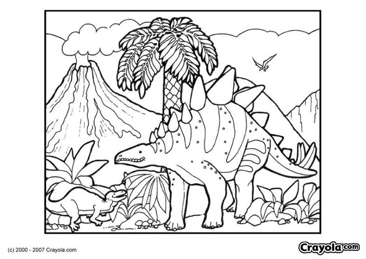 Coloriage dinosaure img 7834 images - Top coloriage dinosaures ...