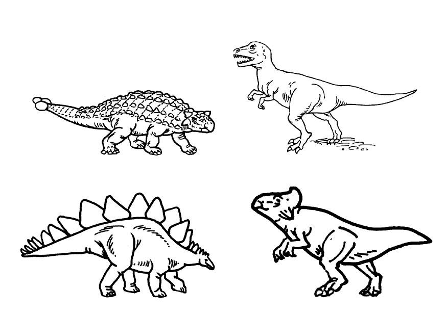 Coloriage Dinosaures Img 9101