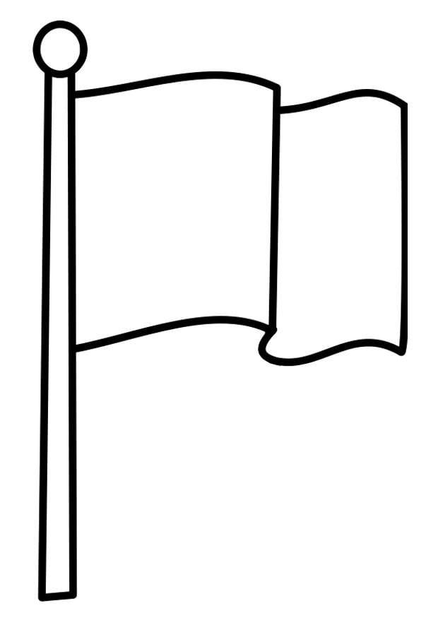 Coloriage drapeau img 22478 - Coloriage drapeau ...