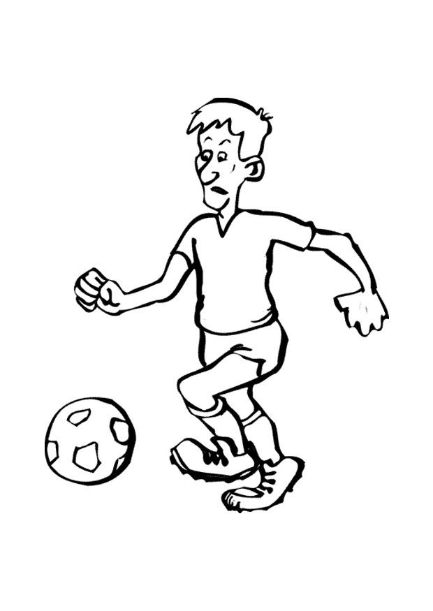 Coloriage football - Coloriages Gratuits à Imprimer ...
