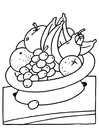 Coloriage fruit