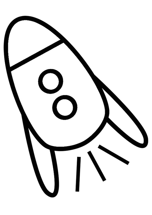 Coloriage Fusee Astronaute.Coloriage Fusee Img 19251