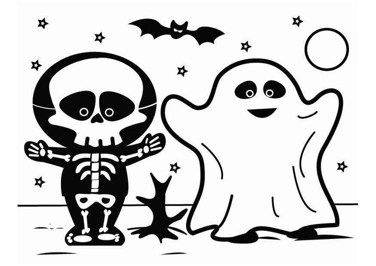 Coloriage Halloween Coloriages Gratuits A Imprimer Dessin 26435