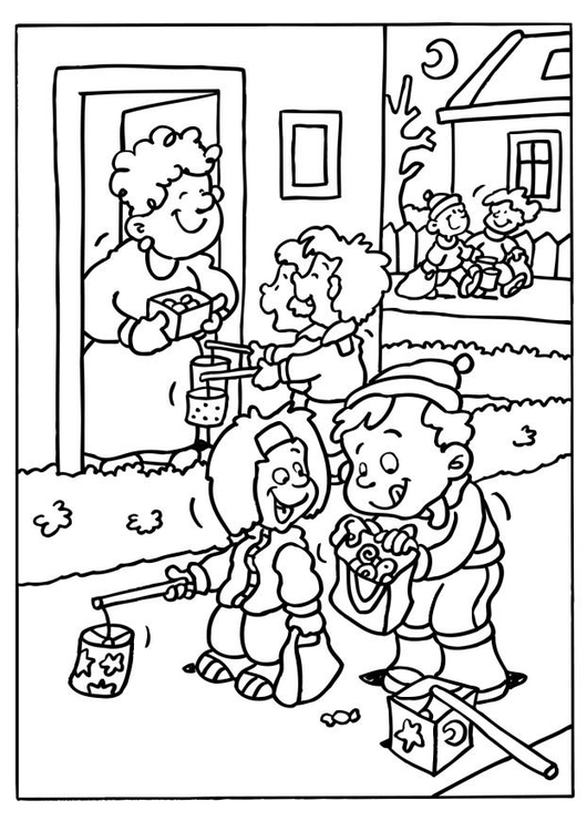 Coloriage Halloween Img 6504 Images