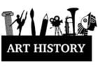 Coloriage histoire de l'art