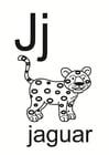 Coloriage j