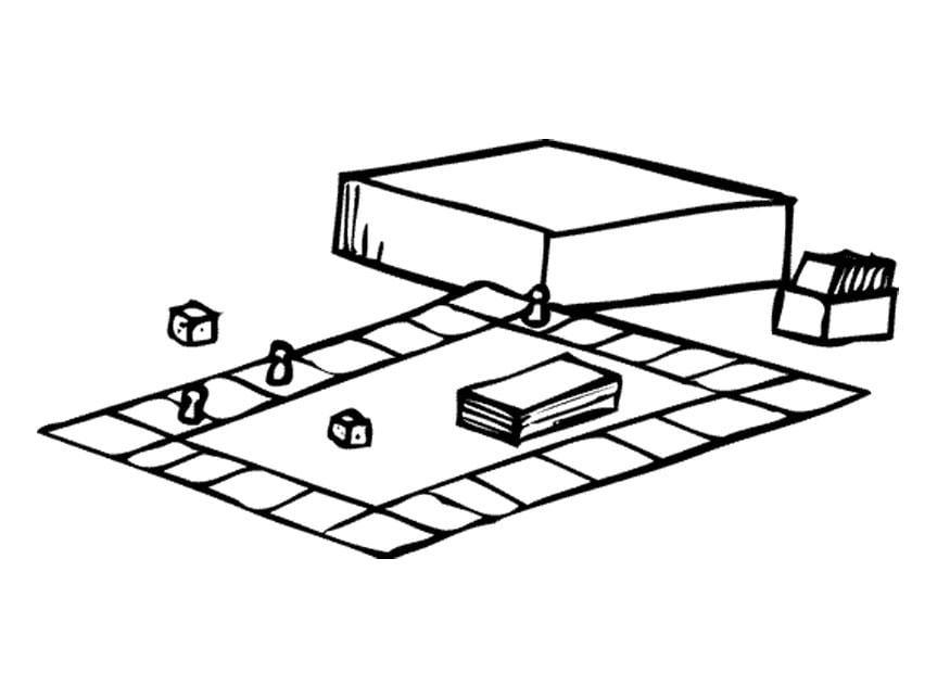 Coloriage jeu de soci t img 9570 - Jeux de dessin coloriage ...