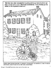 Coloriage la famille de George C. Marshall