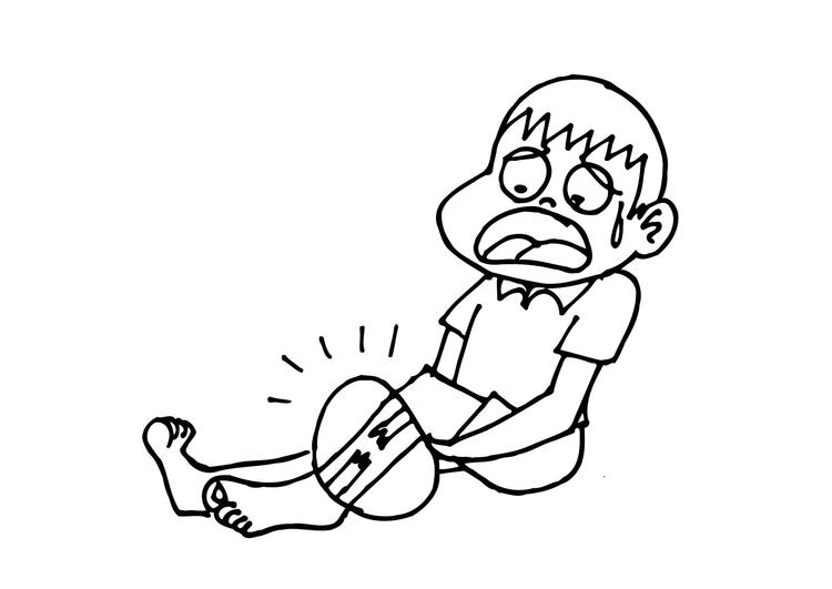 Coloriage la jambe cass e img 11479 - Coloriage ralph la casse ...