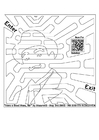 Coloriages Labyrinthe - homme
