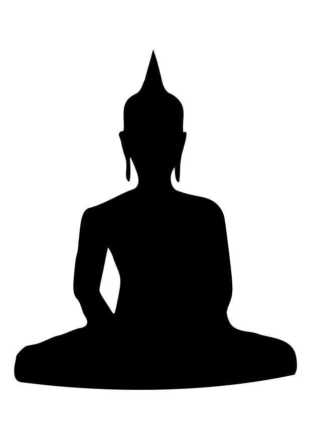 Coloriage le bouddha img 10451 - Dessin de bouddha a imprimer ...