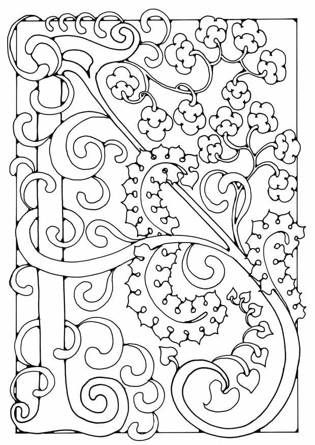 Alfabet Letters Kleurplaten Coloriage Lettre A Img 21886