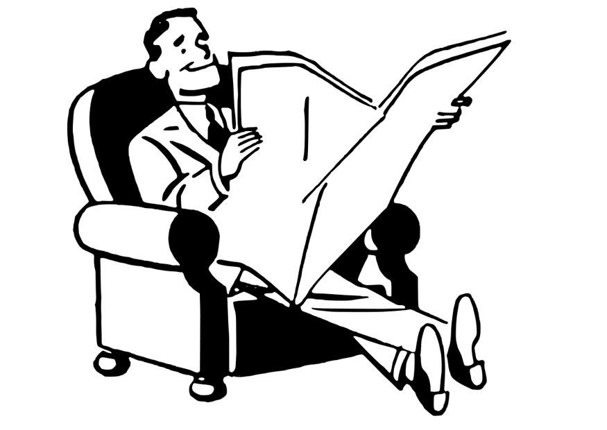 Coloriage Lire Un Document Img 28057