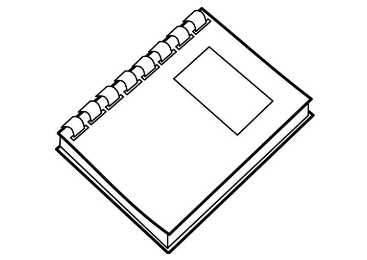 Coloriage livre - Coloriages Gratuits à Imprimer