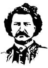 Coloriages Louis David Riel