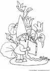 Coloriages lutin