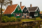 Coloriage maisons