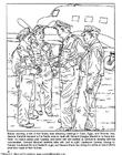Coloriage Marshall, Kenney, Krueger, MacArthur