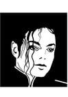 Coloriage elvis presley img 24633 - Coloriage michael jackson ...