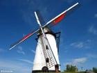 Coloriage moulin à vent