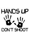 Coloriage ne tirez pas
