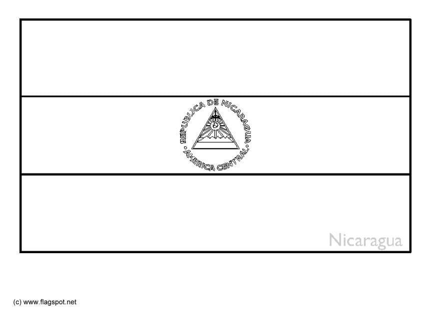Coloriage Nicaragua Img 6358
